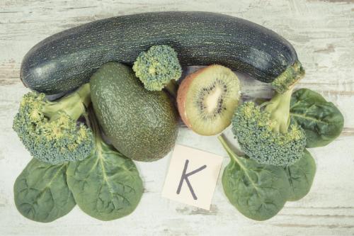 Vitamin K auf www.tasnim.eu